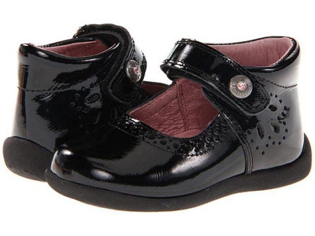 Кожаные ортопедические туфли Pablosky