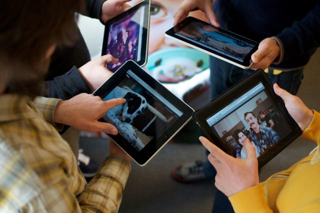 Критерии выбора игрового планшета
