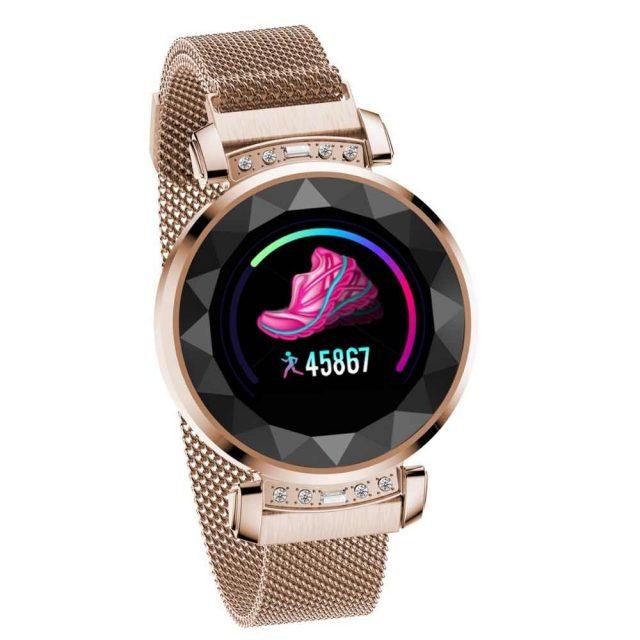 Модные женские смарт-часы H2 Plus