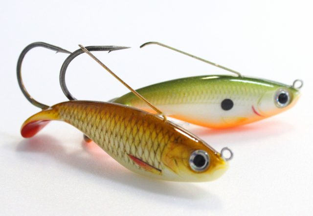 Уловистые приманки на щуку для ловли в разных условиях