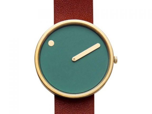 Оригинальные часы без циферблата