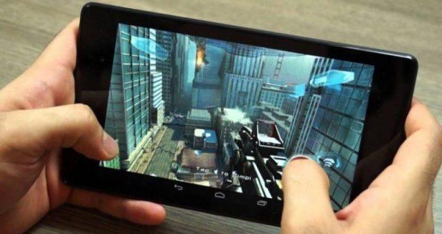 Особенности игровых планшетов
