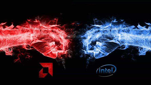 При процессора решающее значение имеет не фирма, а характеристики