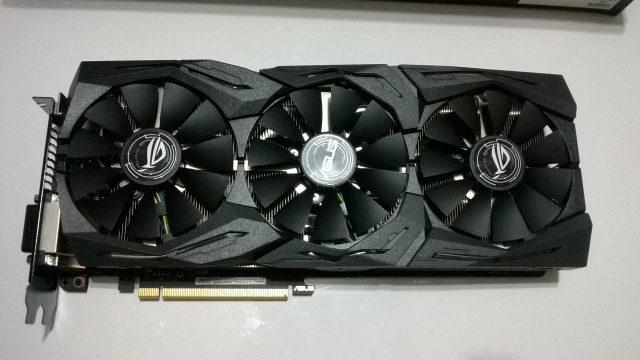 STRIX GTX 1070 O8G GAMING