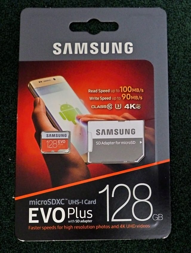 Samsung MB-MC128GA
