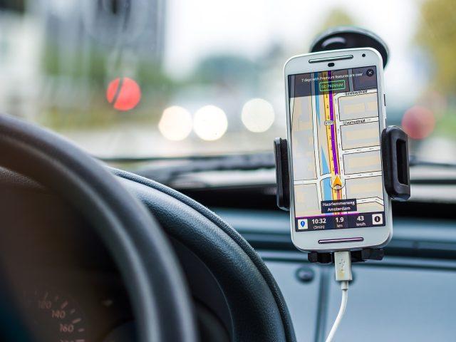 Смартфоны с установленным приложением