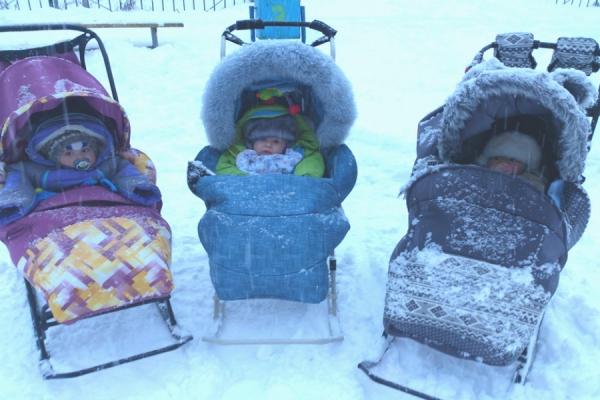 Выбрать оптимальную для вас и вашего малыша санки-коляску не всегда просто