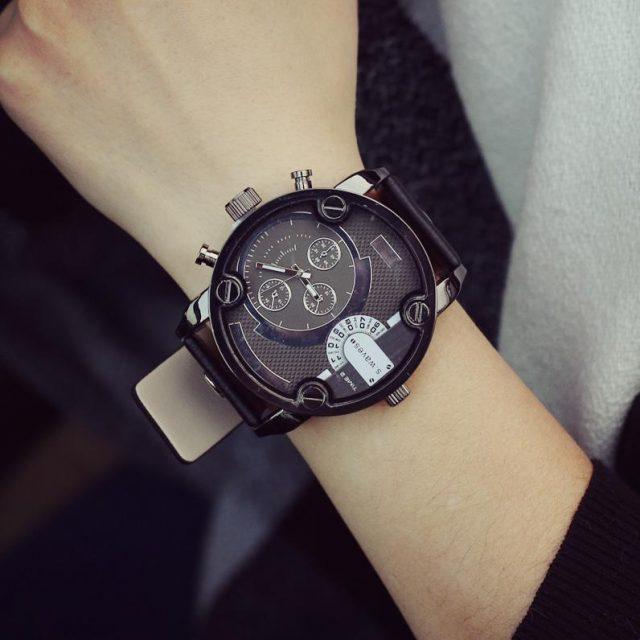 Женские часы в мужском стиле