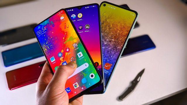 На рынке представлено не мало моделей смартфонов до 10 000 рублей