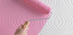 Процесс нанесения краски не требует особых навыков