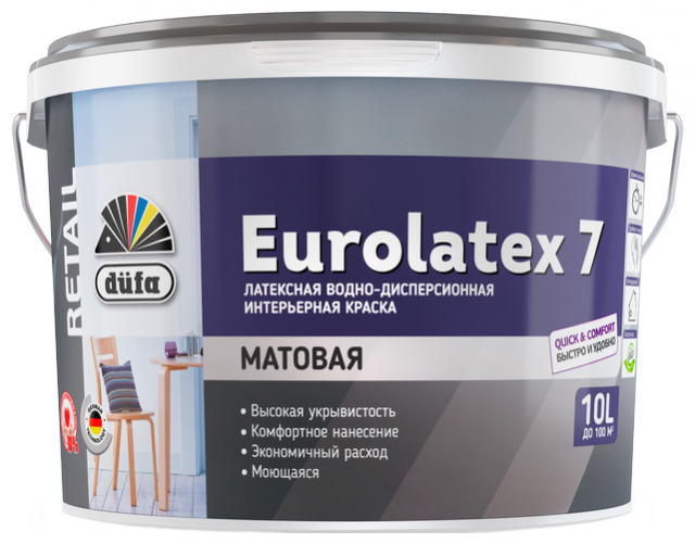 «Retail Eurolatex 7» от Dufa