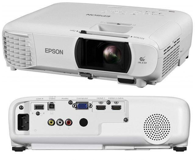 «EH-TW650» от Epson