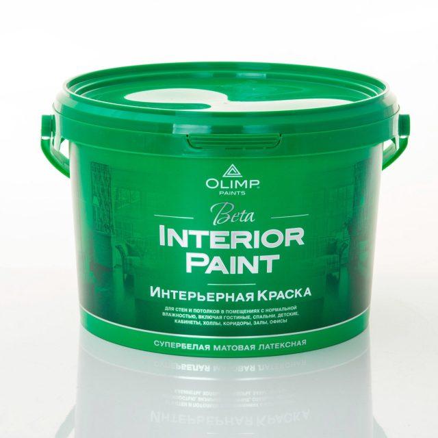 «Beta Interior Paint» от OLIMP