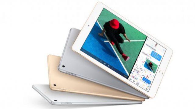iPad 9,7 дюймов (модель 2017 года)