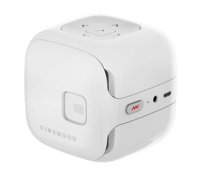 Карманная модель «CINEMOOD» (МультиКубик)