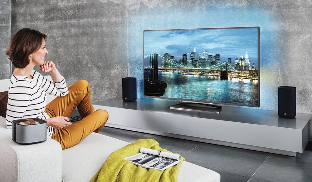 Конечно, смотреть телевизор с разрешение 4К куда приятнее