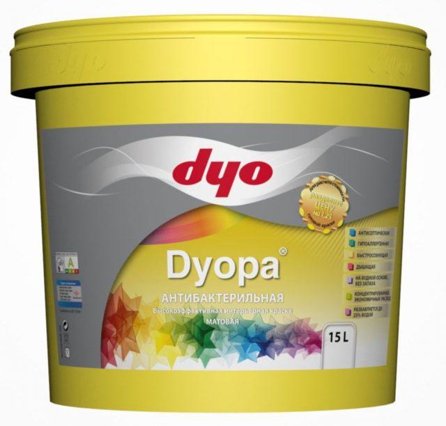«Dyopa» от DYO