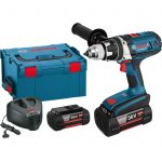 BOSCH GSR 36 VE-2-LI 4.0Ah x2 L-BOX