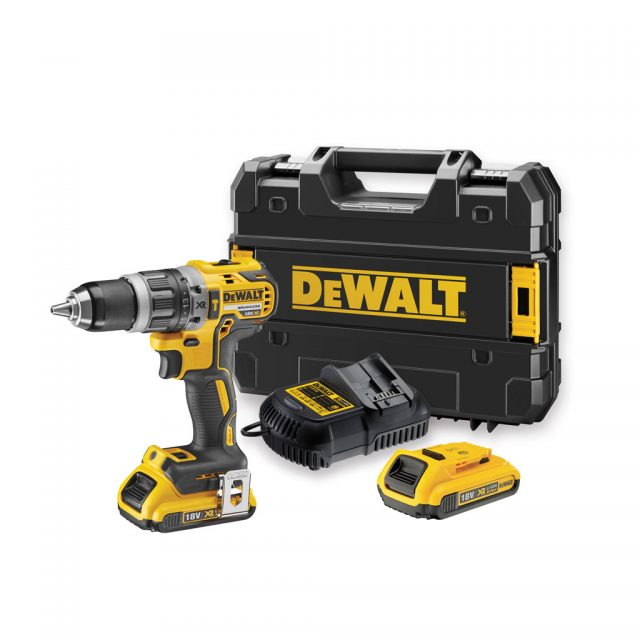 DeWALT DCD796P2 460 Вт 70 Н·м