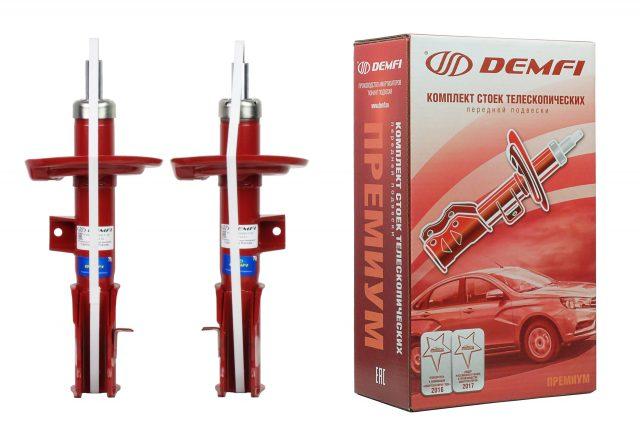 Demfi стойки для авто ВАЗ 2114