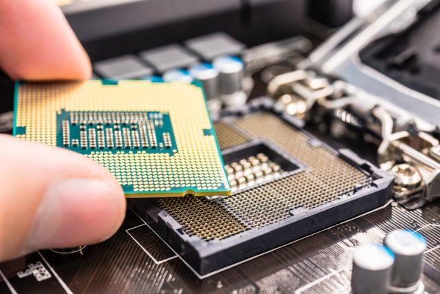 Рынок процессоров постоянно совершенствуется