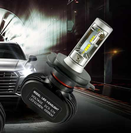 HLXG S1/N1 LED HEADLIGHT