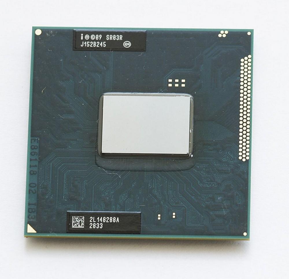 Пример процессора Intel Core i7 для ноутбука