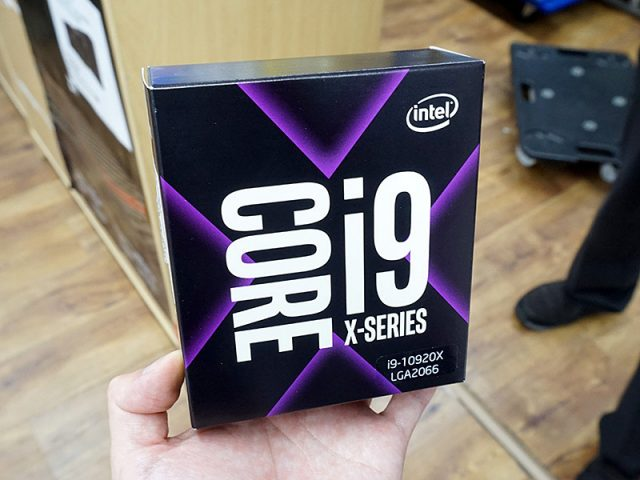 Intel Core i9-10920X OEM