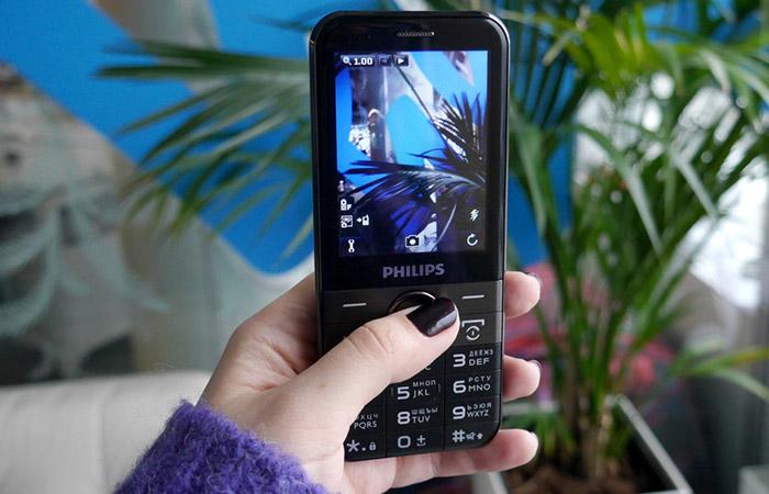 Камеры на кнопочных телефонах оставляют желать лучшего по современным меркам