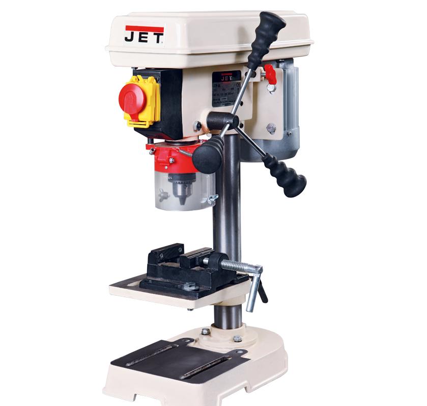 Настольный сверлильный станок компактного класса 0,35кВт 230В JET JDP-8L
