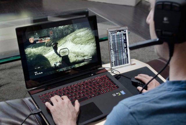 Правила выбора игрового ноутбука