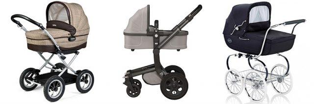 Секреты выбора детской коляски
