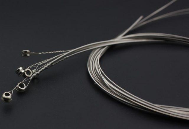Стальной сердечник струны из никелевого сплава подойдут опытным гитаристам