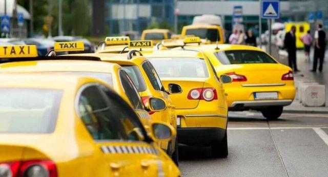 Машина для такси должна быть комфортной