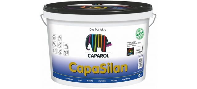 Краска «Caparol» «CapaSilan»