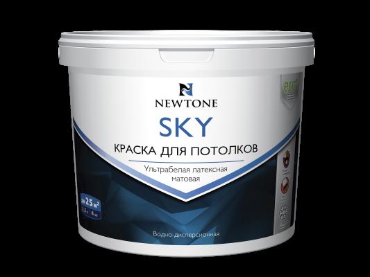Краска «NewTone Sky»