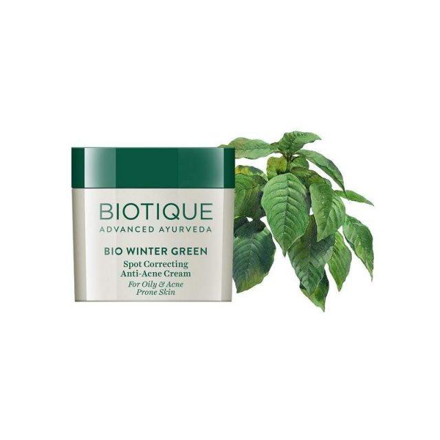 Крем для проблемной кожи от Biotique