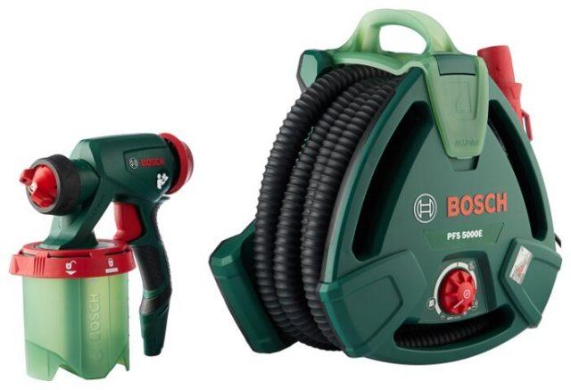 «PFS 5000 E» от «BOSCH»