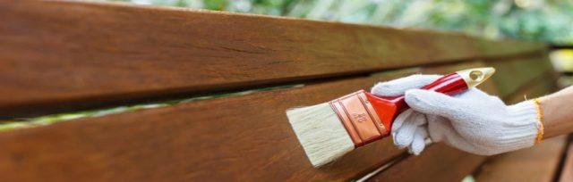 Краска для наружных работ должна быть устойчивой к внешним факторам воздействия