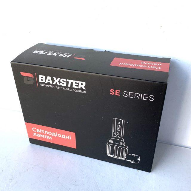 Baxster SE-Series Н7 6000K