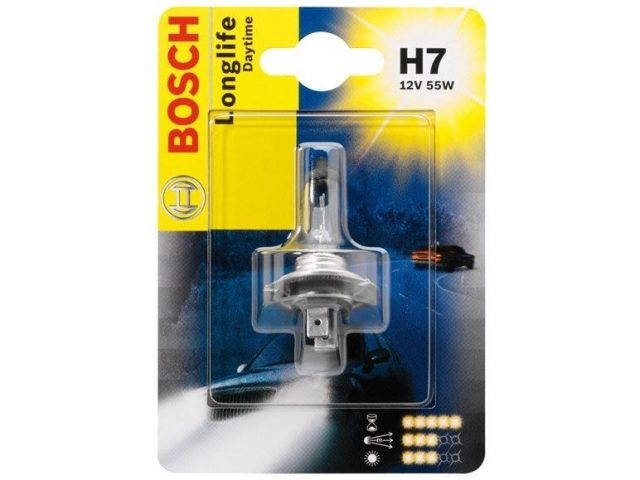 Bosch Longlife Daytime H7
