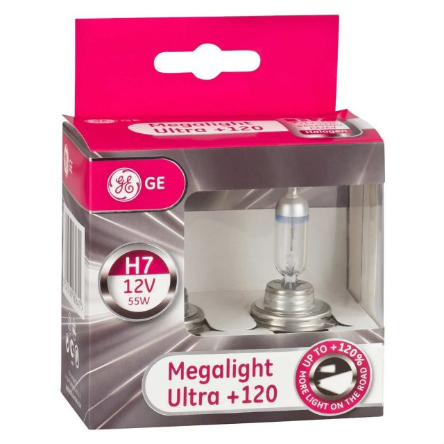 General Electric Н7 MegaLight Ultra +120 GE98264