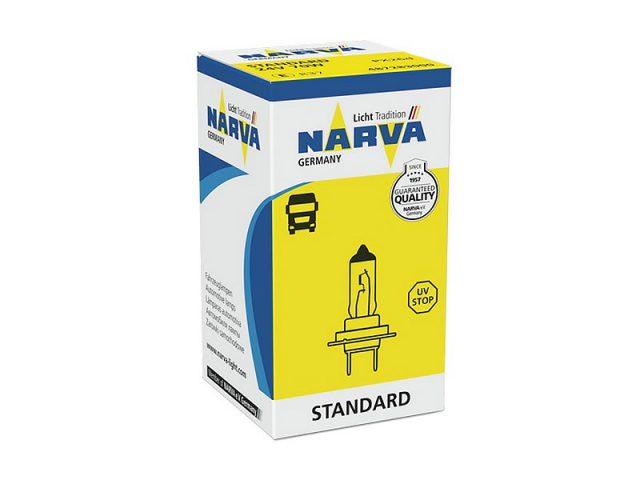 Narva Н7 Standard 24V