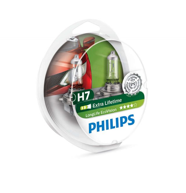 Philips LongLife EcoVision H7
