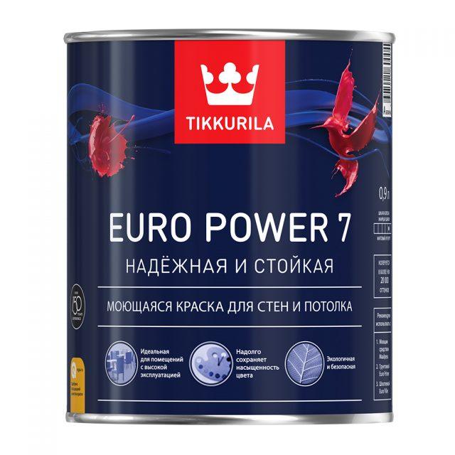 TIKKURILA EURO POWER 7