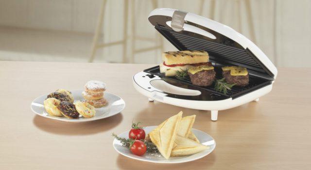 Устройство может заменить большую часть кухонных приборов