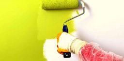 Моющаяся краска для стен - идеальный вариант для кухни