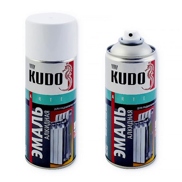 Эмаль «KUDO»
