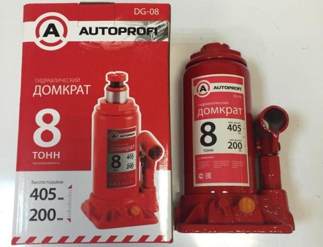 AUTOPROFI DG-08
