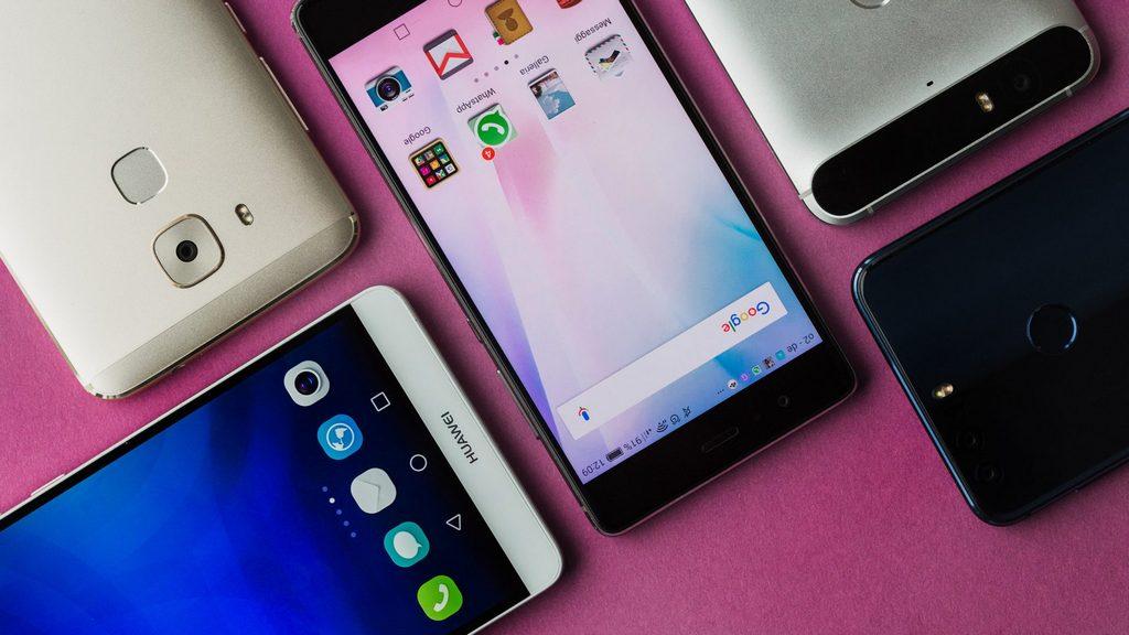 Huawei телефоны